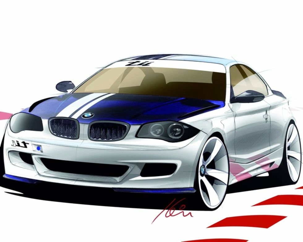 Men BMW 1-serie Coupé tii kanske kan vara något?