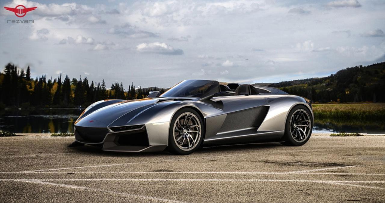 Rezvani Motors visar upp modellen Beast