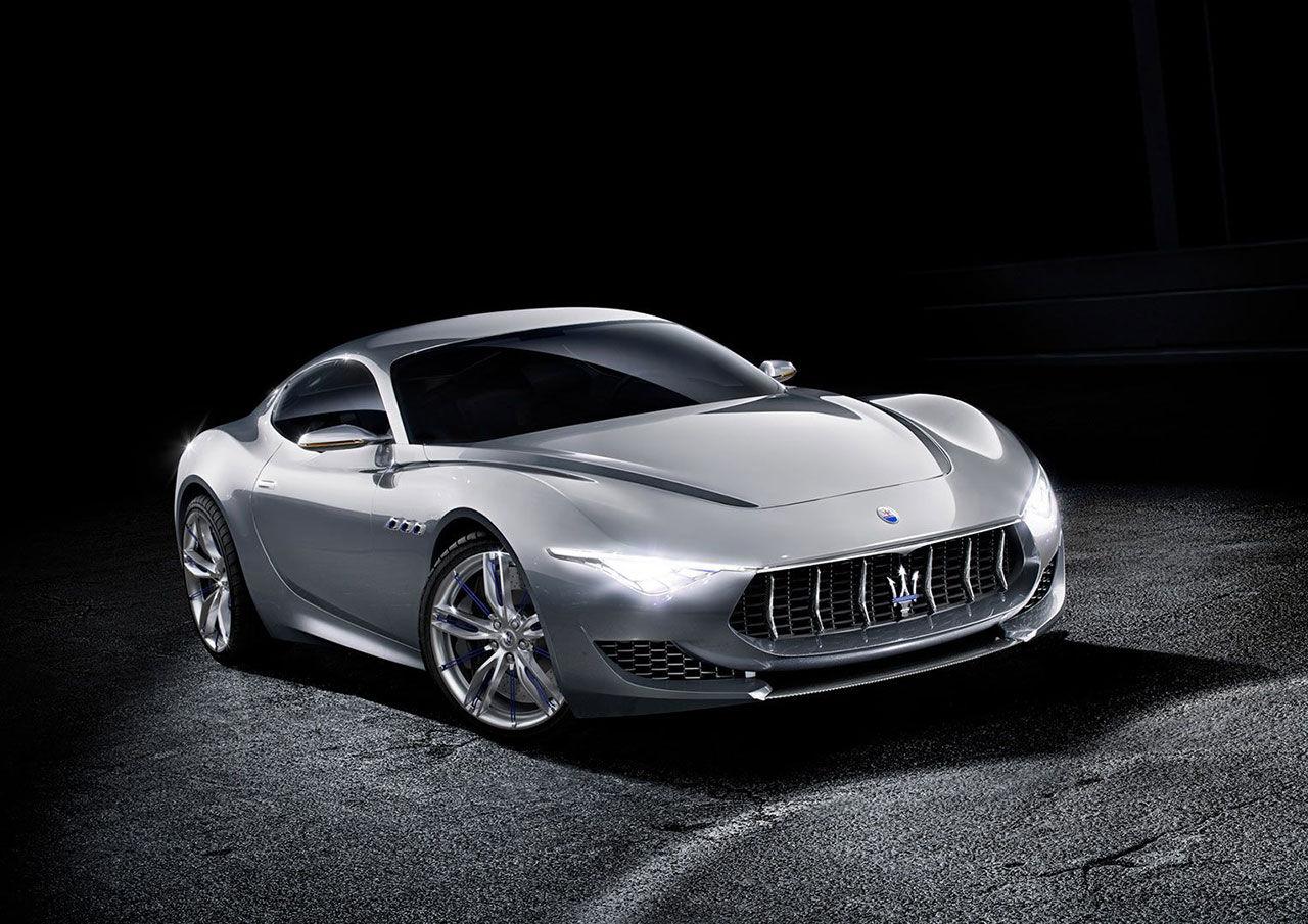 Maserati Alfieri blir av