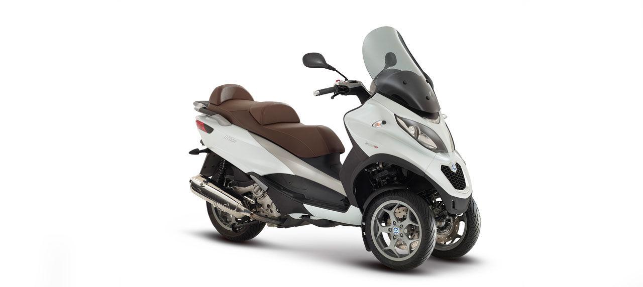 Trehjuling för den utan A-kort