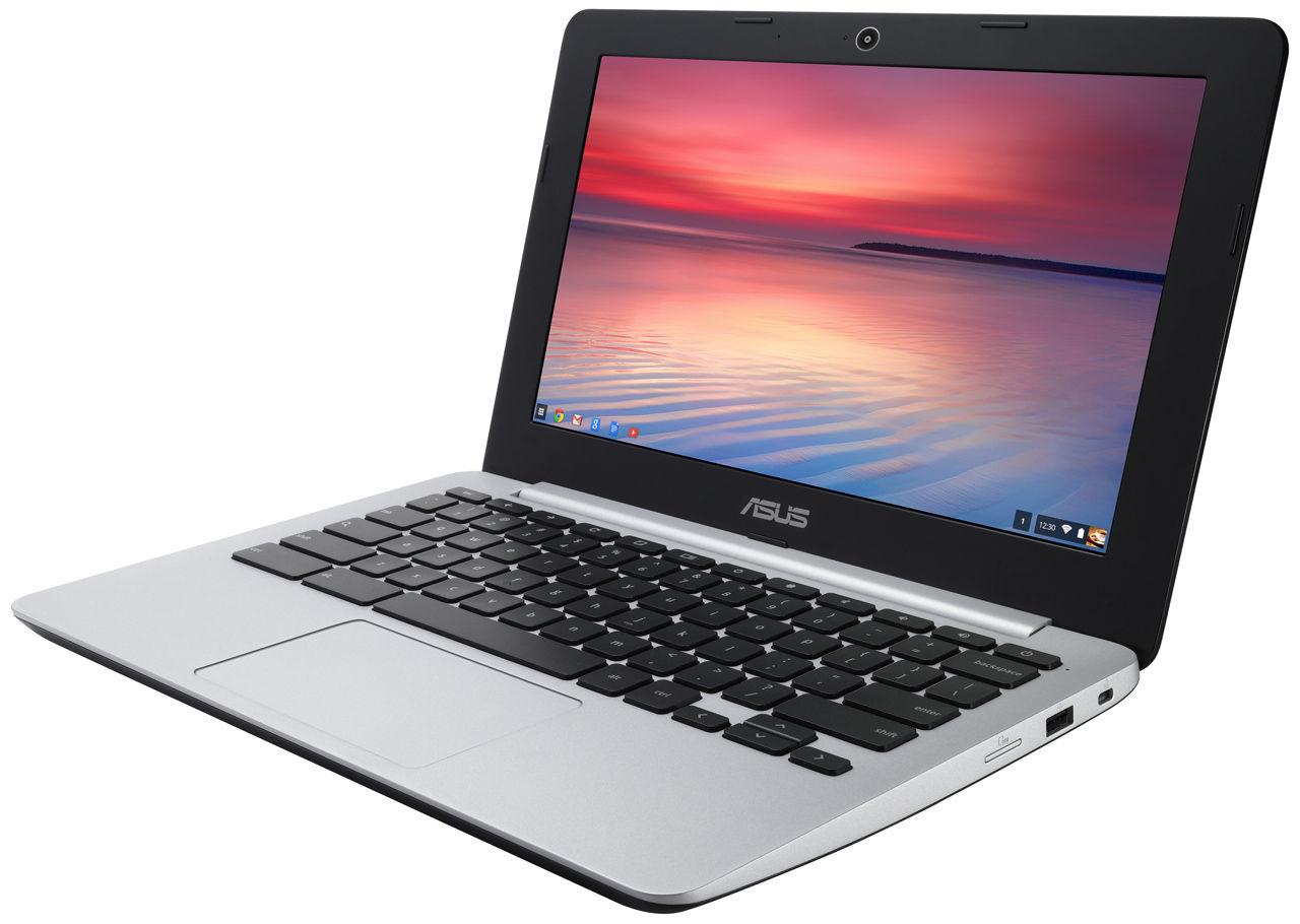 Asus tillkännager Chromebook C200 och C300
