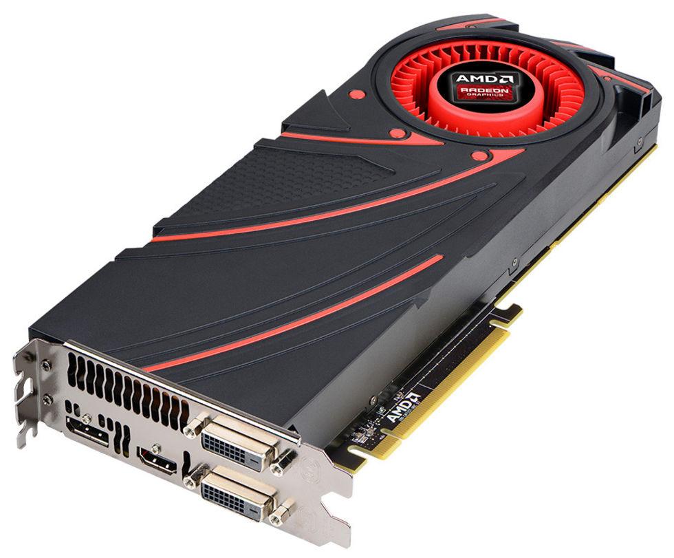 AMD tar fram ny värstingmodell med single-GPU