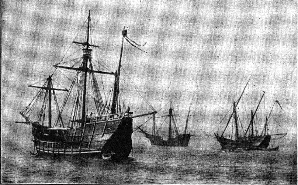 Columbus fartyg hittat?