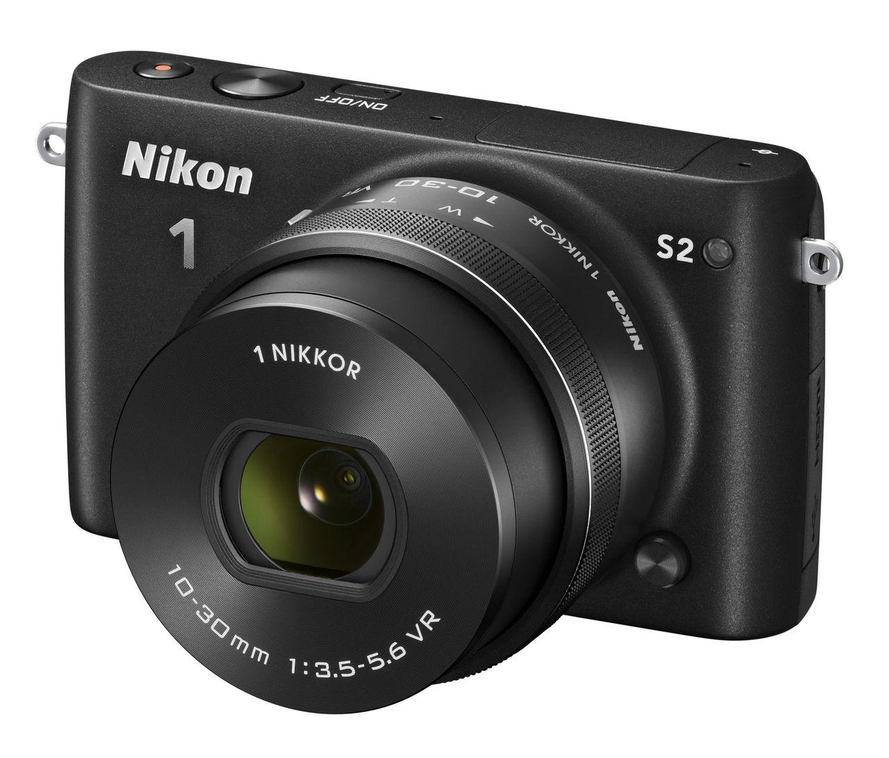 Nikon presenterar Nikon 1 S2