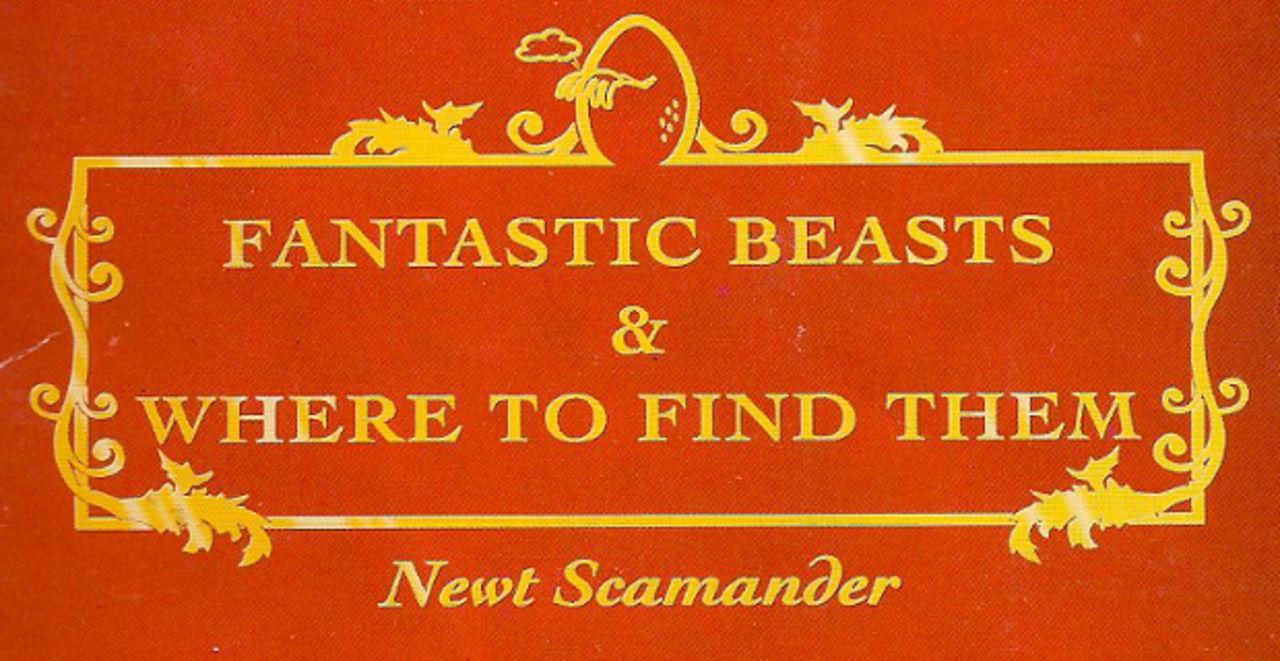 Harry Potter-spinoffen Fantastic Beasts kommer 2016