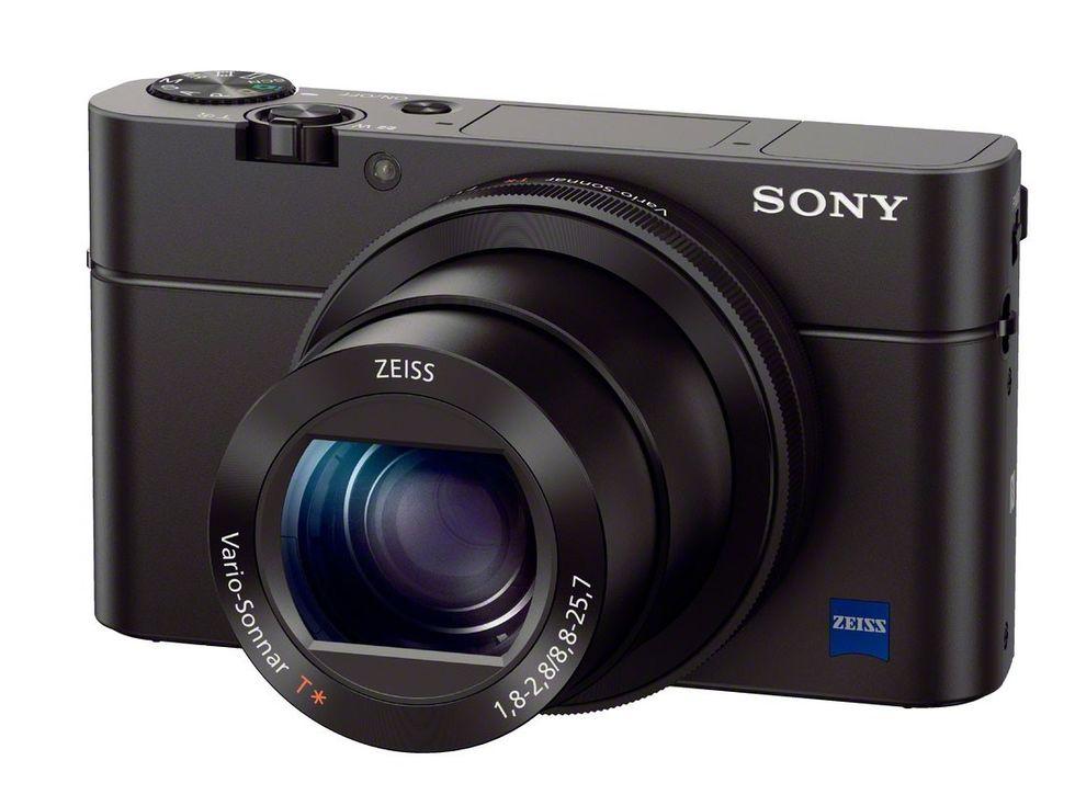 Sony släpper RX100 III