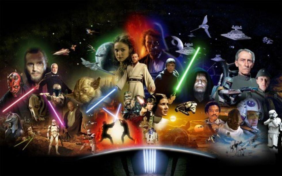 Star Wars fram till 2020