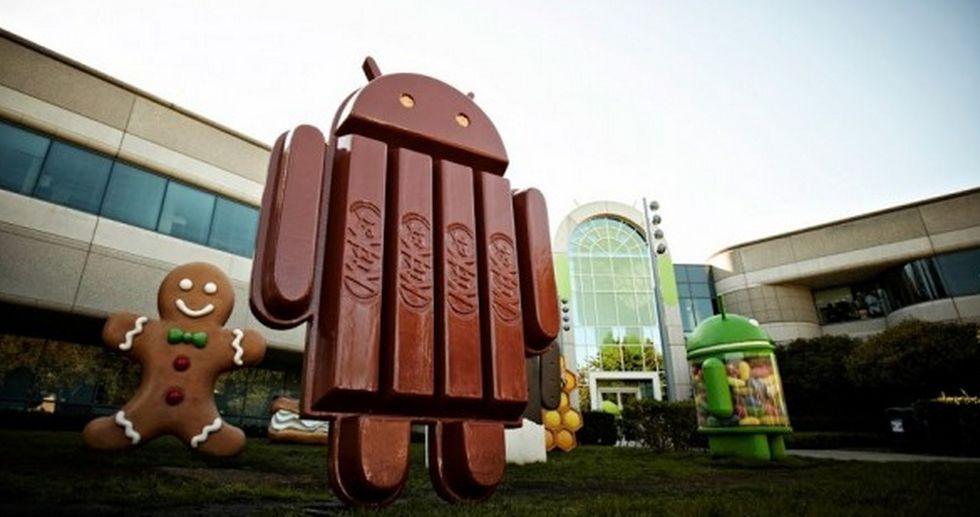 Sony börjar rulla ut KitKat till sina Z-enheter