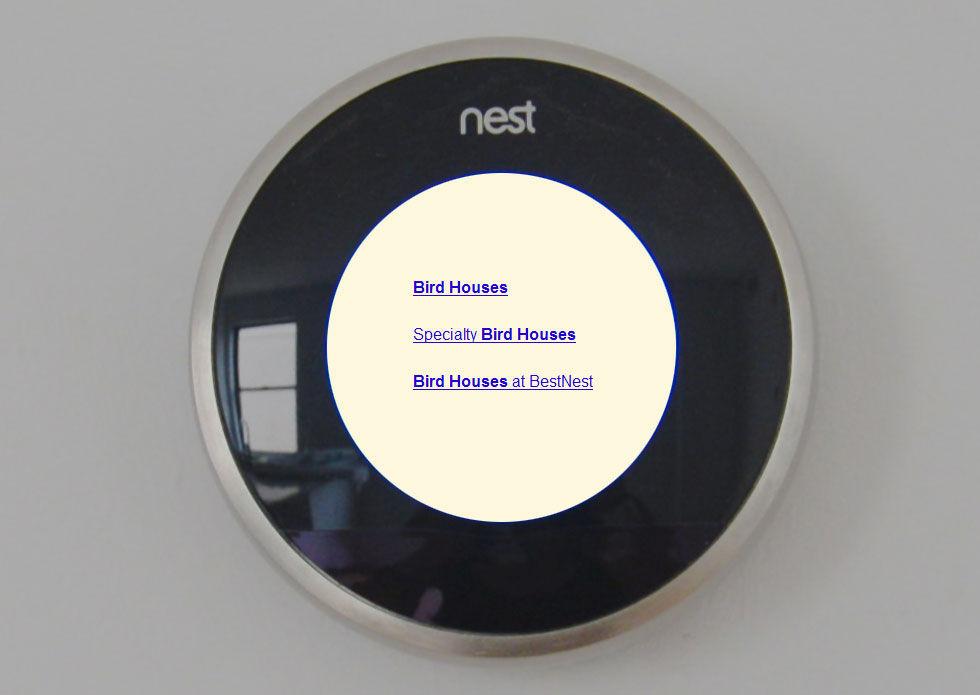 Google vill annonsera på termostat, kylskåp och annat