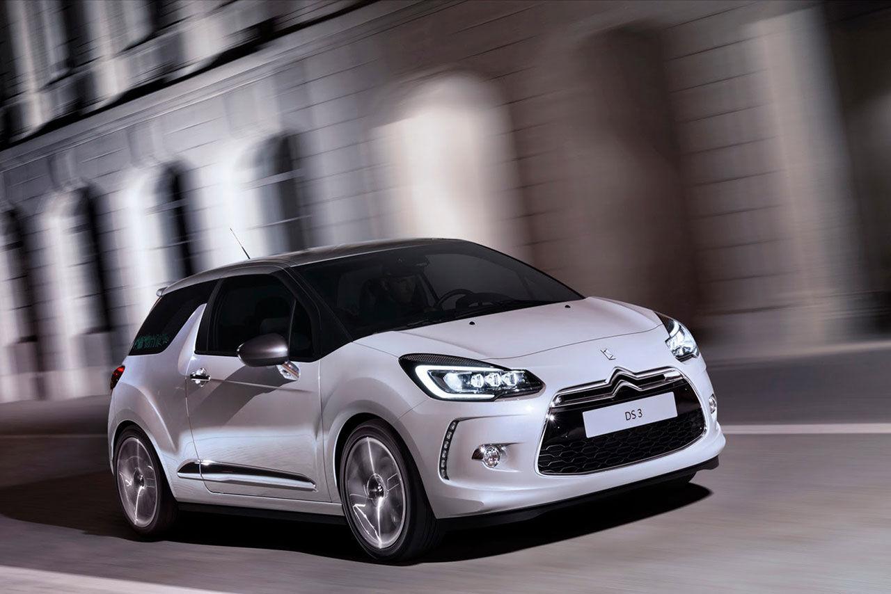 Nytt nylle på Citroën DS3