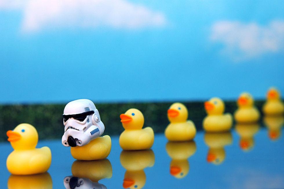 Tävla om en roll i nästa Star Wars