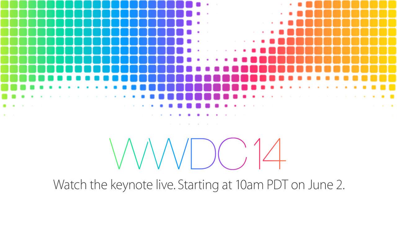 Apple direktsänder sin WWDC-keynote