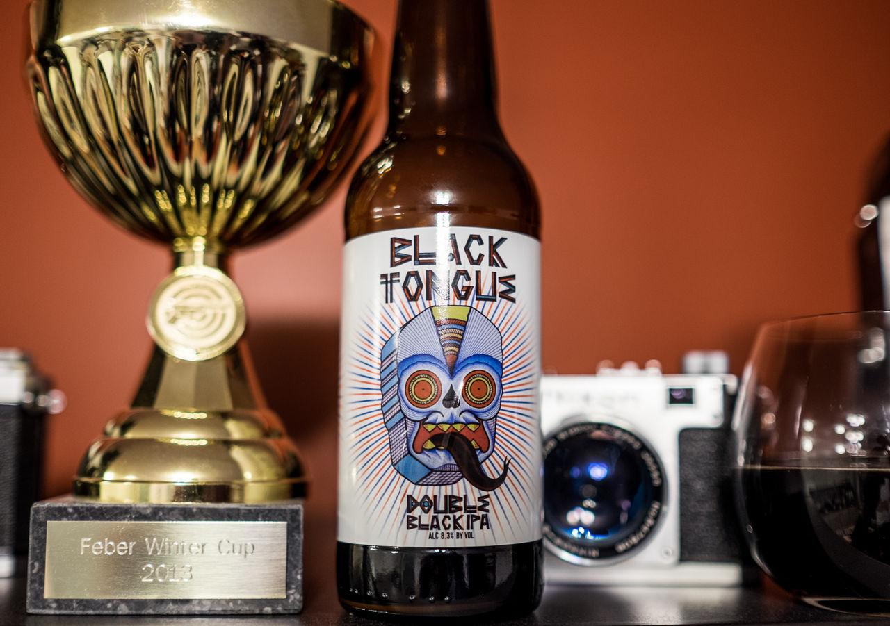 Mastigt öl från Mastodon