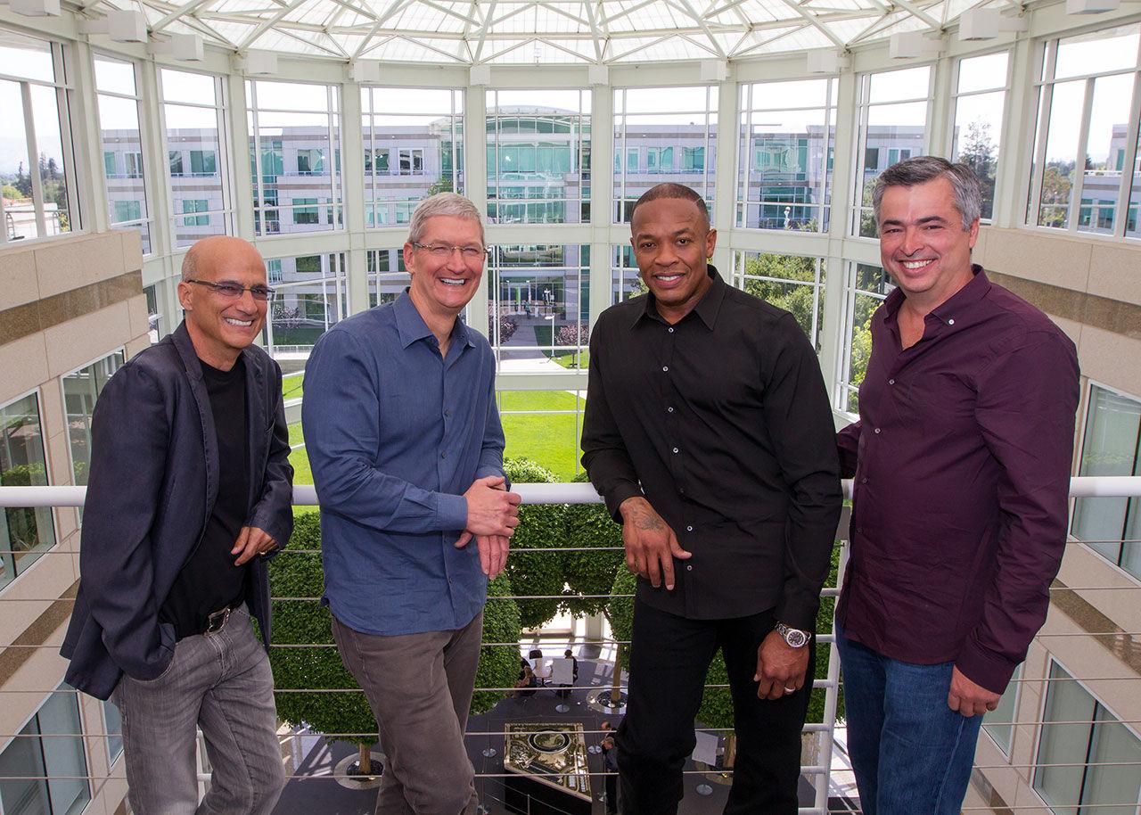 Apple köper Beats Audio för 3 miljarder dollar