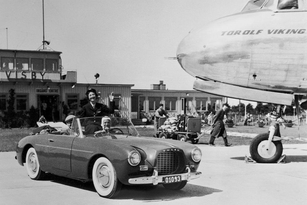 Volvos första sportbil fyller 60 år