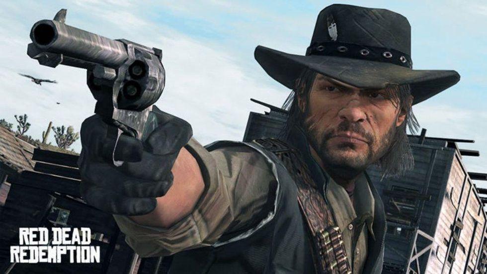 Take Two-VD hintar om framtiden för Red Dead-serien