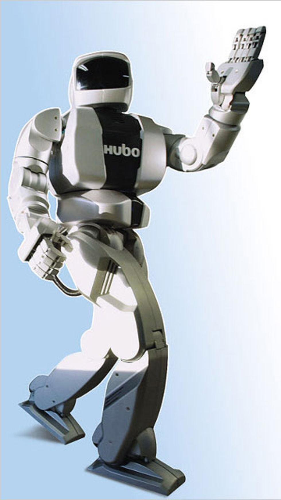 Den sydkoreanska robot-industrin