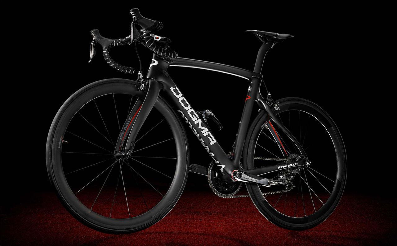 Jaguar och Pinarellos nya cykel