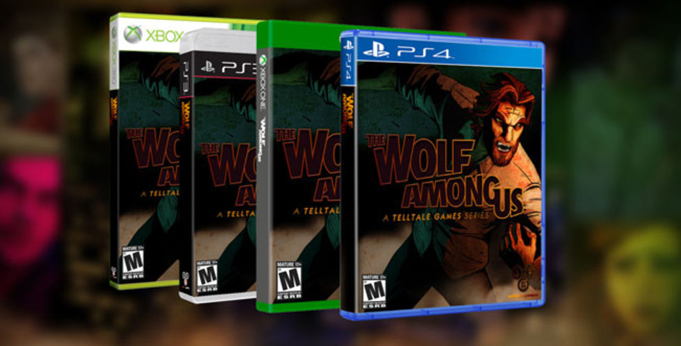 The Wolf Among Us till PlayStation 4 och Xbox One