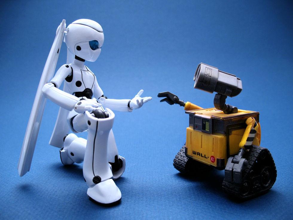 Kina världens största robotköpare nu