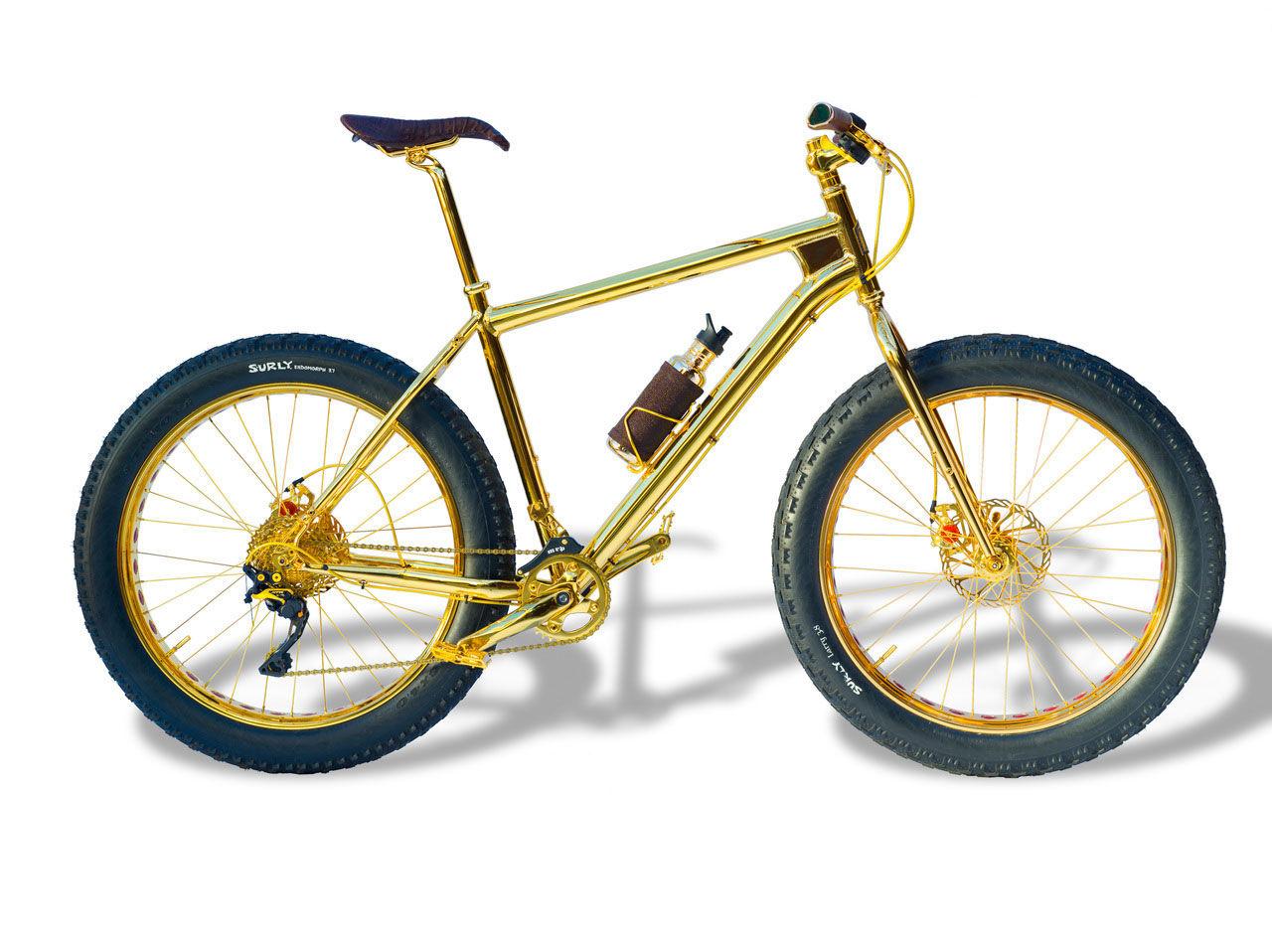 Mountain Bike för 1 miljon dollar