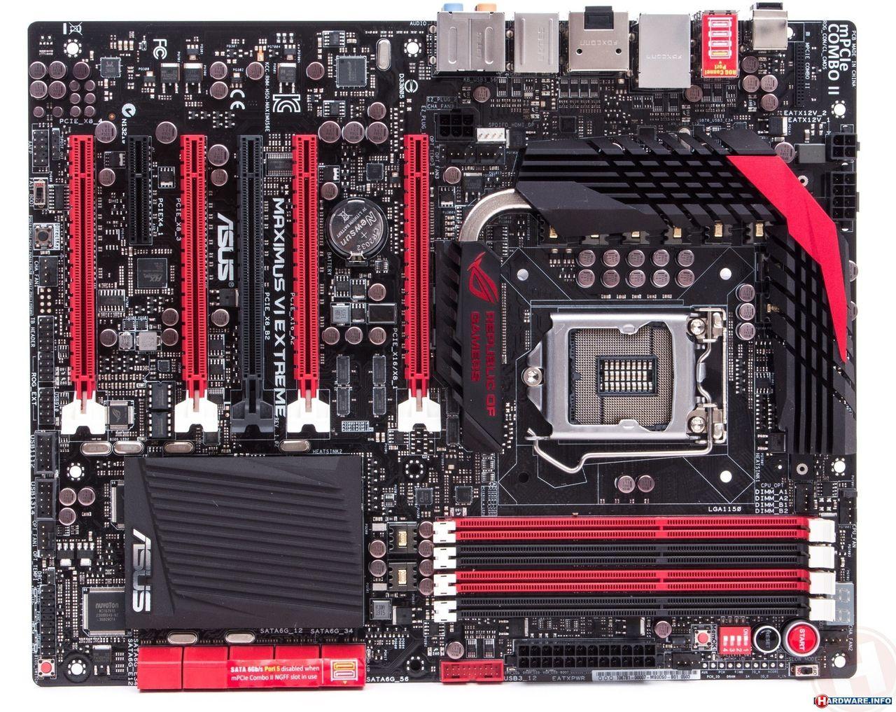 Asus ger stöd åt Devil's Canyon till Z87-chipsetet