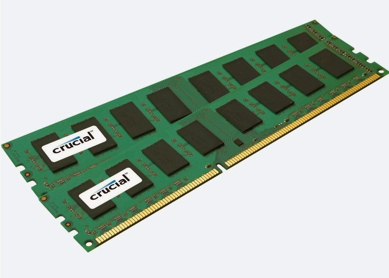 Crucial börjar skeppa sina första DDR4-minnen