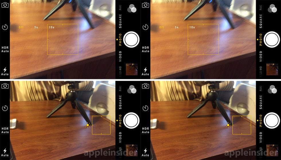 Bättre kamera-app i iOS 8
