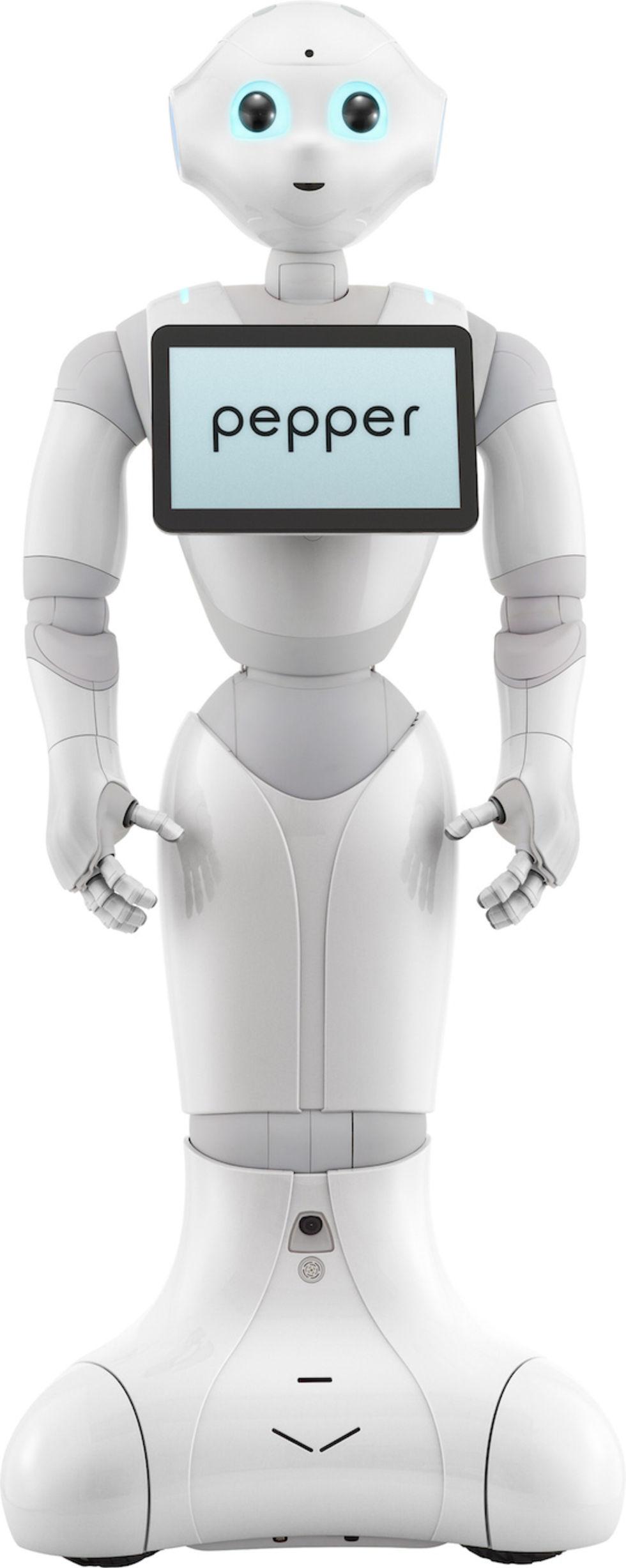 Roboten Pepper