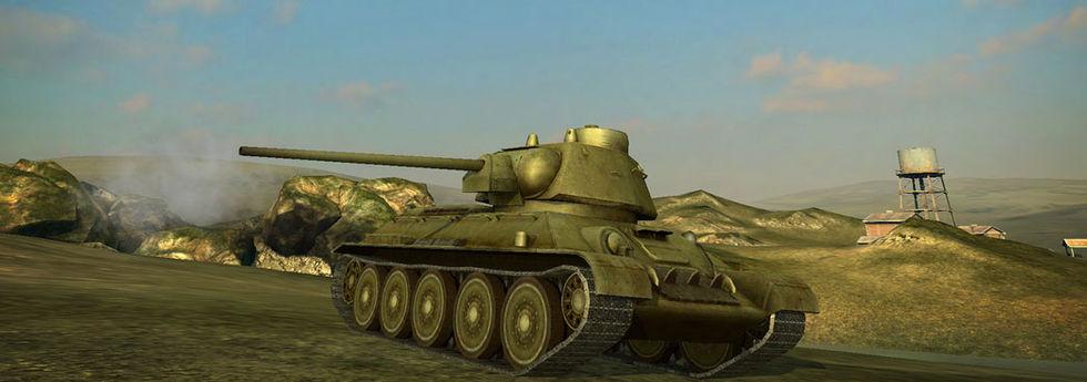 Vi har provat World of Tanks Blitz