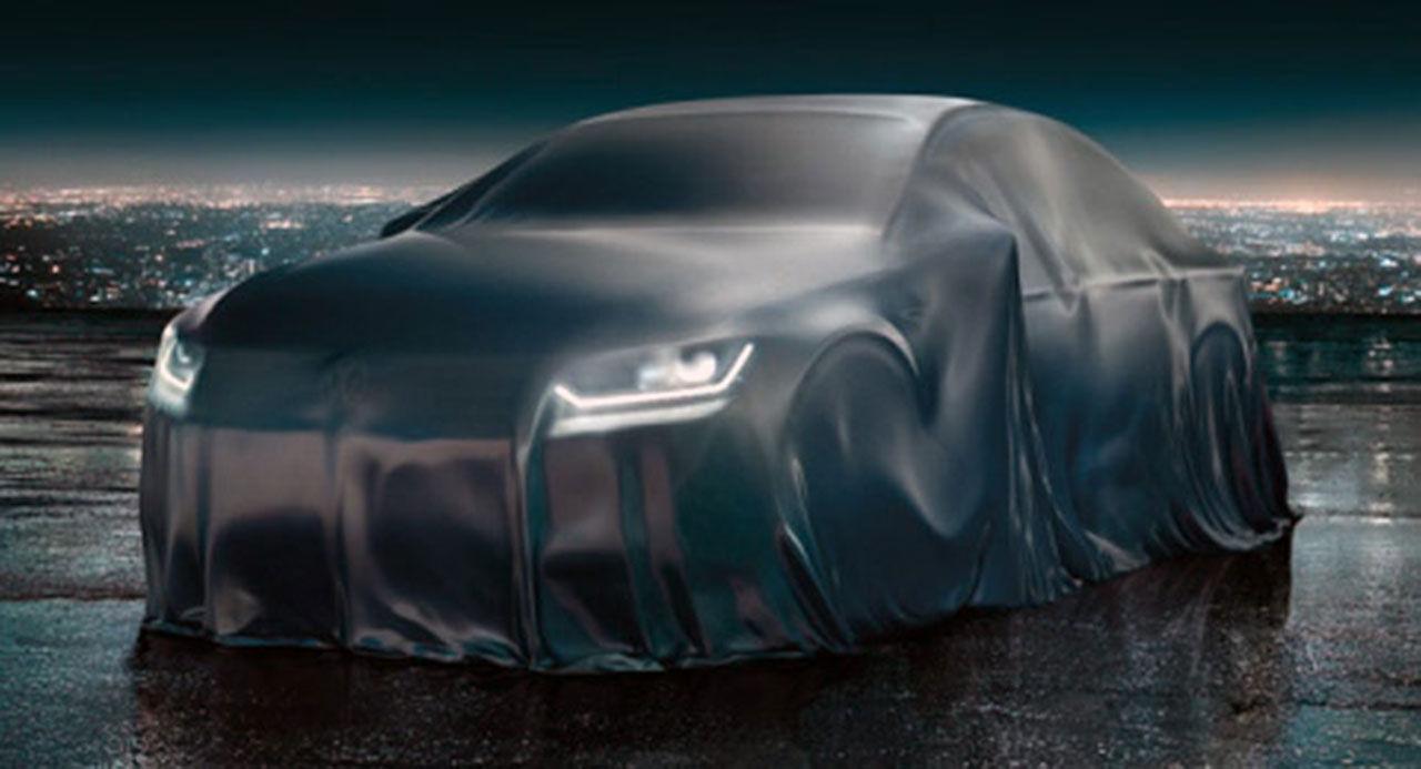 Här under döljer sig nya Volkswagen Passat
