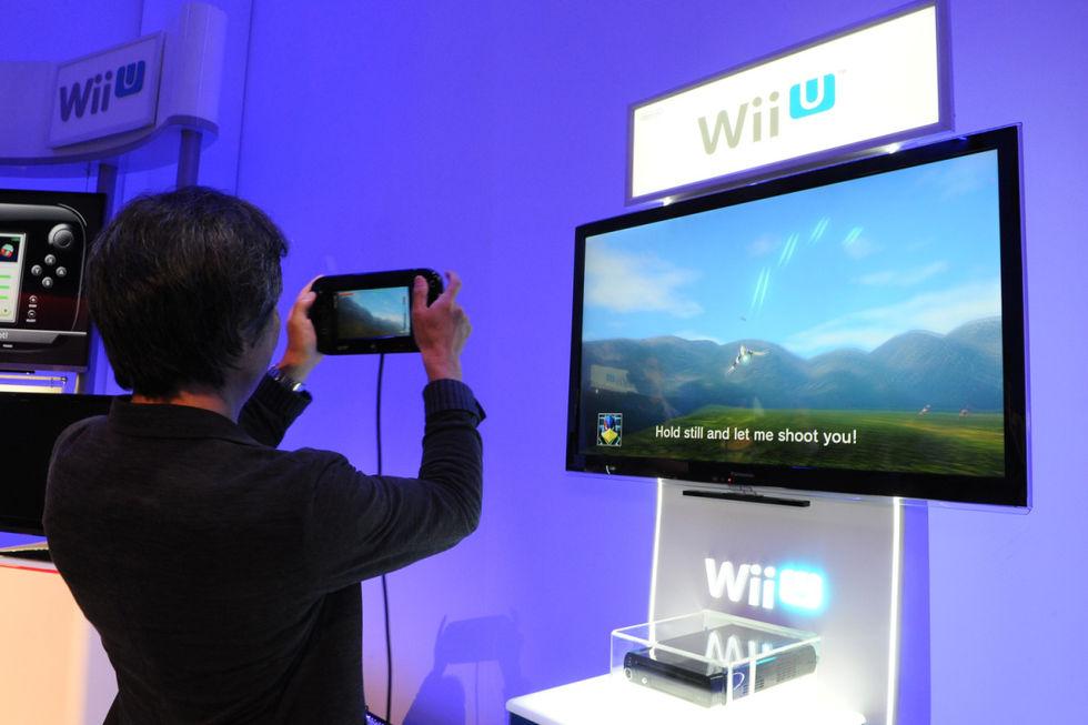 Nytt Starwing till Wii U