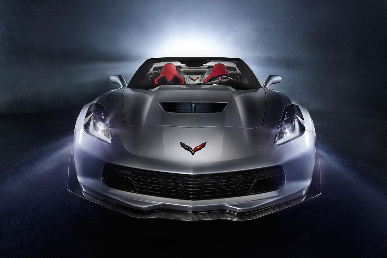 Mer effekt än väntat i Corvette Z06