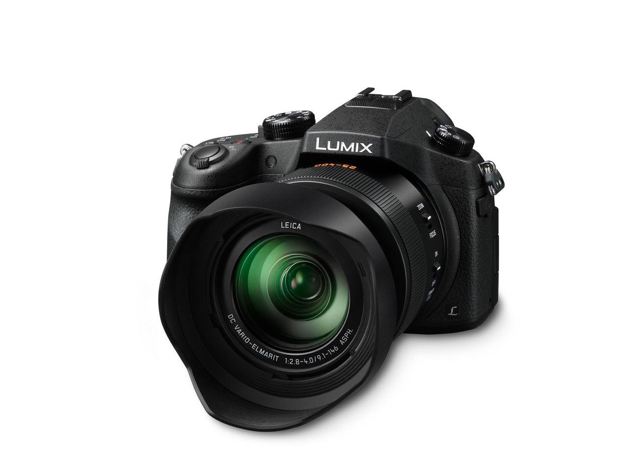 FZ1000 är en ny kamera från Panasonic