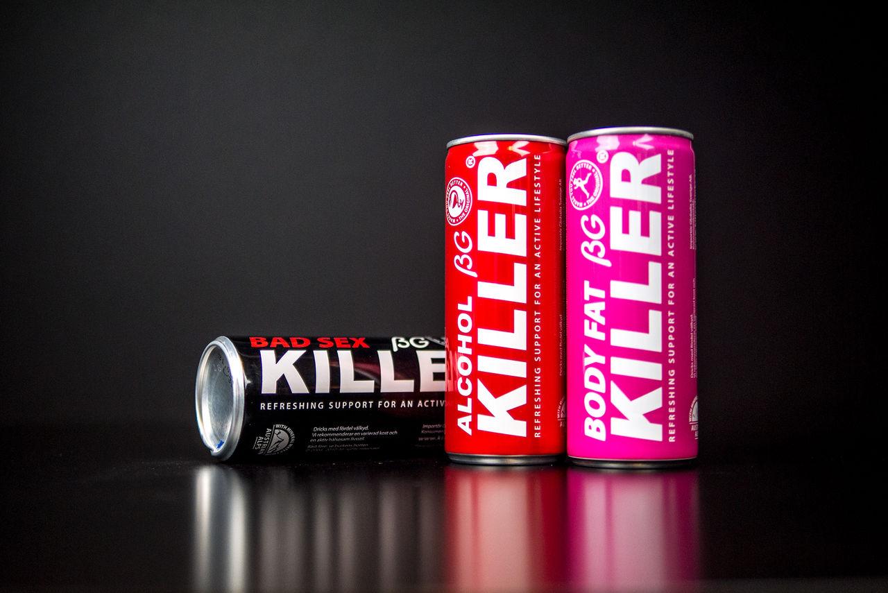 Killer var inte dödsgott