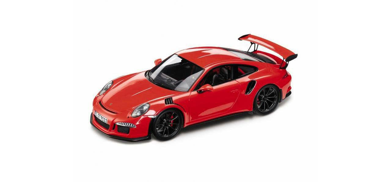 Är det här nya Porsche 911 GT3 RS?