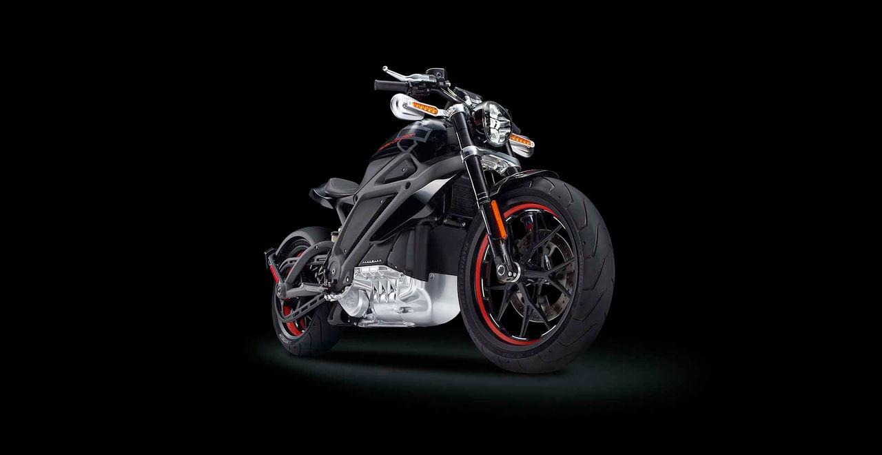 LiveWire - Harleys första elmotorcykel