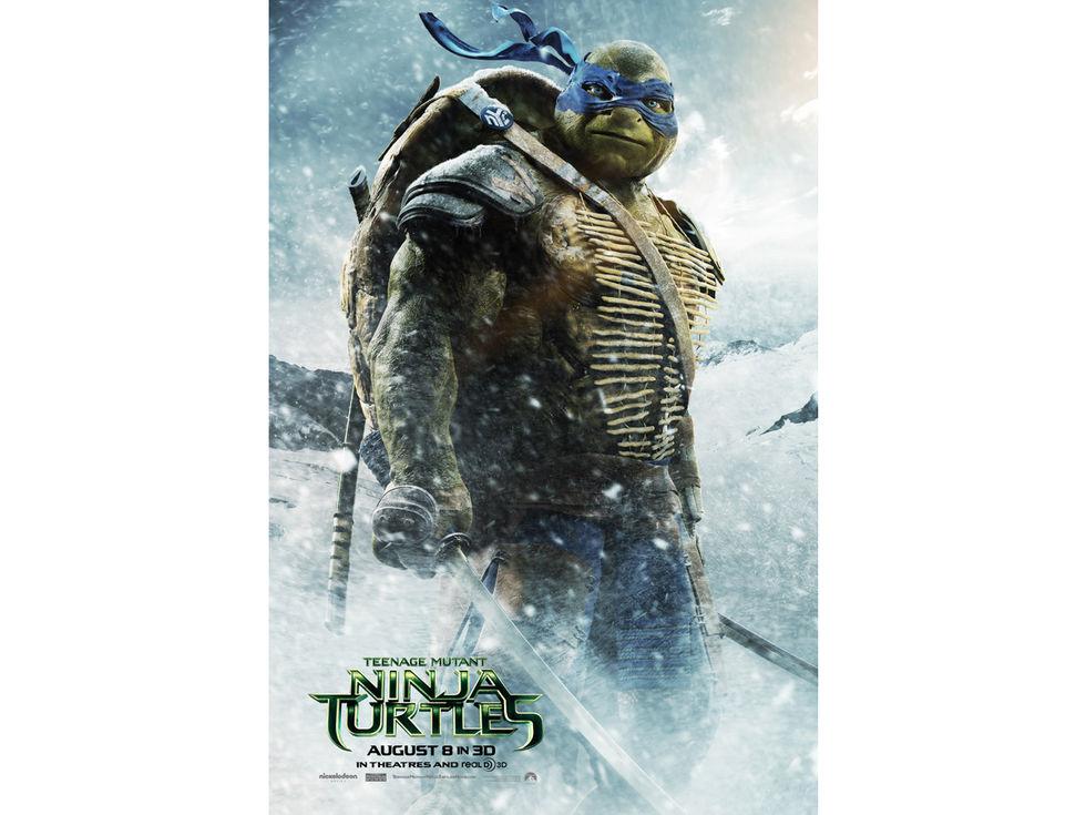 Poster för Teenage Mutant Ninja Turtles