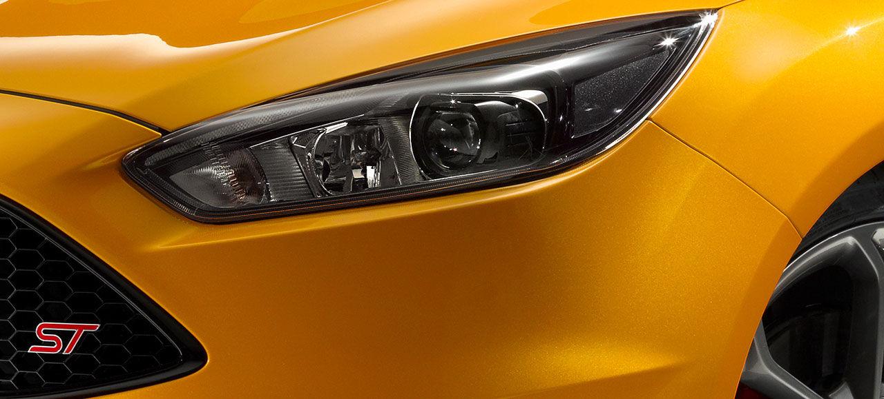 Faceliftad Ford Focus ST visas i helgen