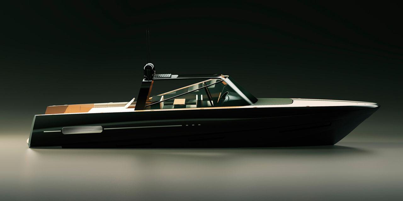 Alen 68 - yacht från Turkiet