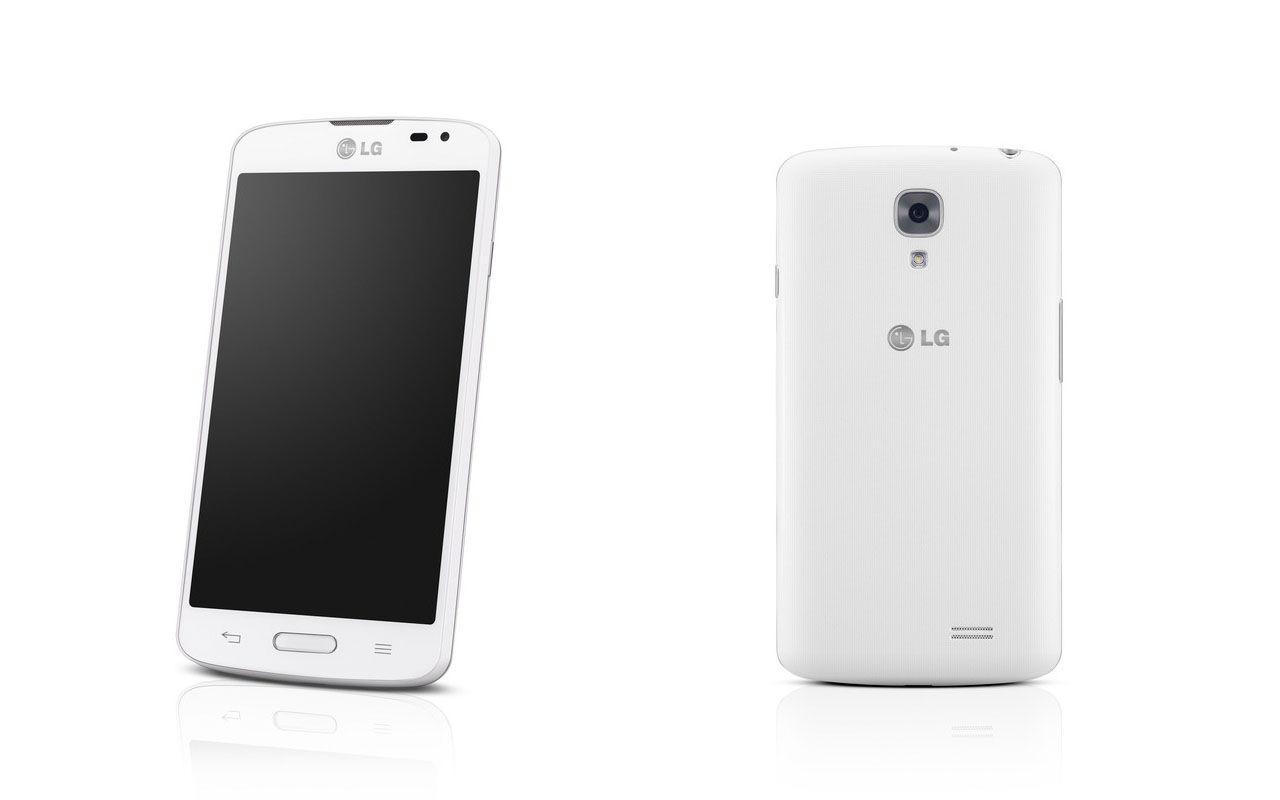 LG släpper F70 i Sverige
