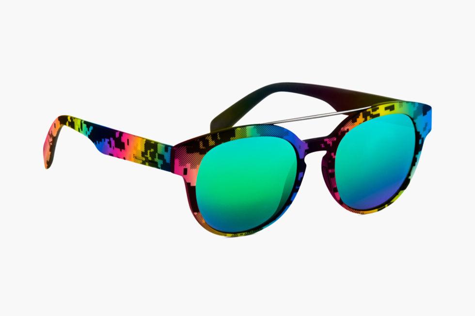 8-bitars solglasögon