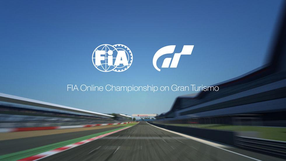 Polyphony Digital samarbetar med FIA