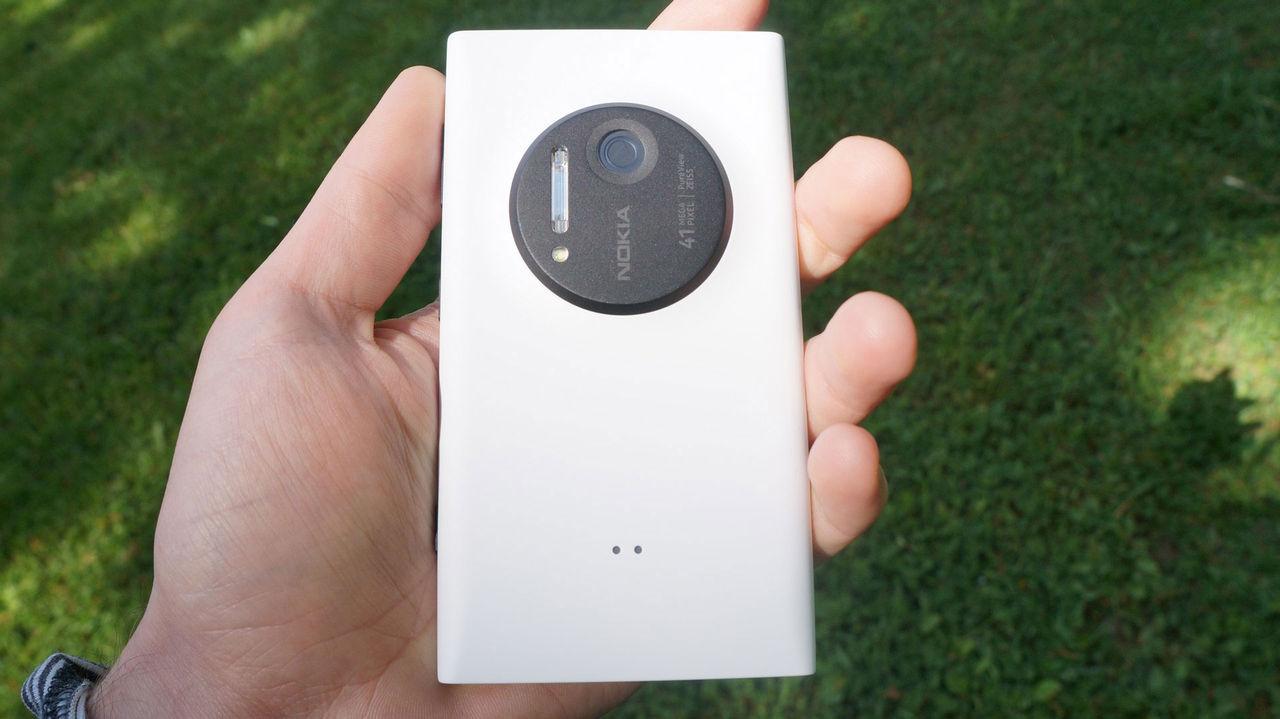 En månad med Nokia Lumia 1020 och Windows Phone
