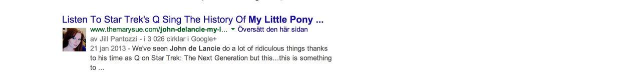 Google plockar bort Google+-bilder från sökresultat