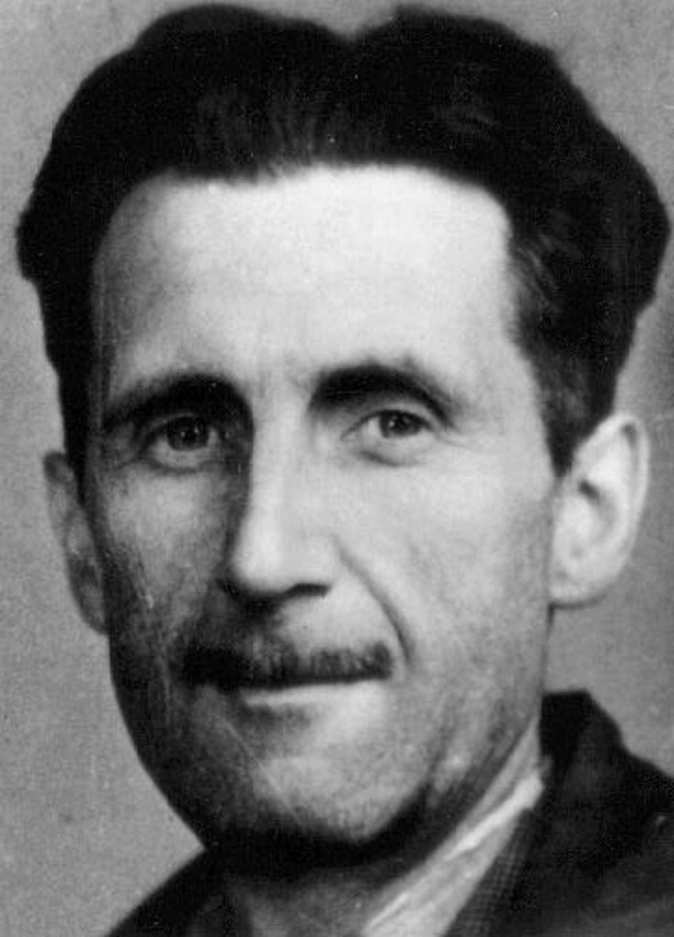 George Orwell får ett museum