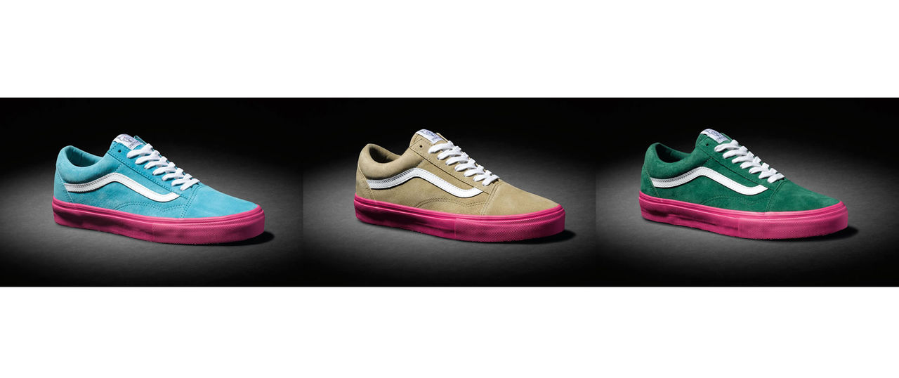 Vans Syndicate a' la Tyler the Creator