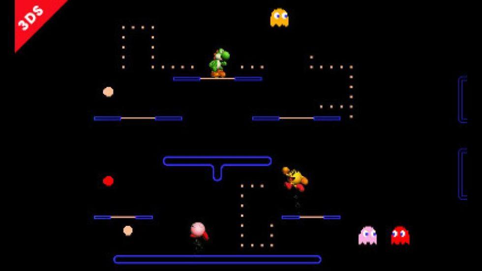 Pac-Man får egen bana i Super Smash Bros