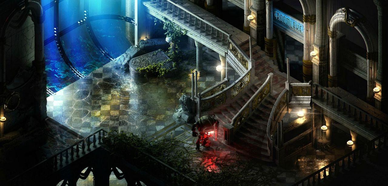 BioShock på Vita kunde blivit ett Tactics-liknande spel