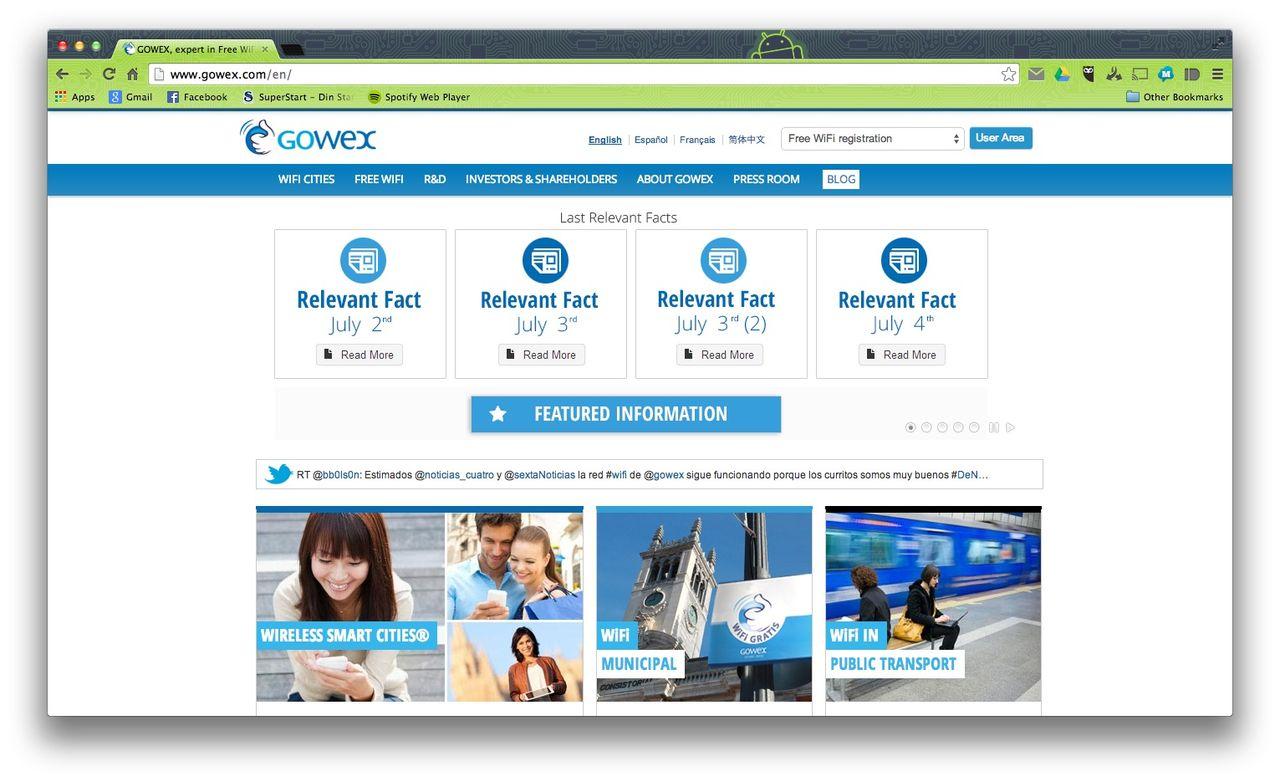 Gratis WiFi-leverantör överdrev sina inkomster ordentligt